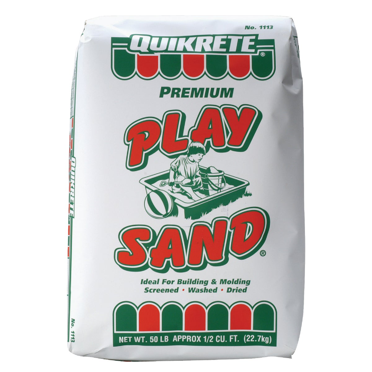 50LB PLAY SAND - 111351 by Quikrete Co