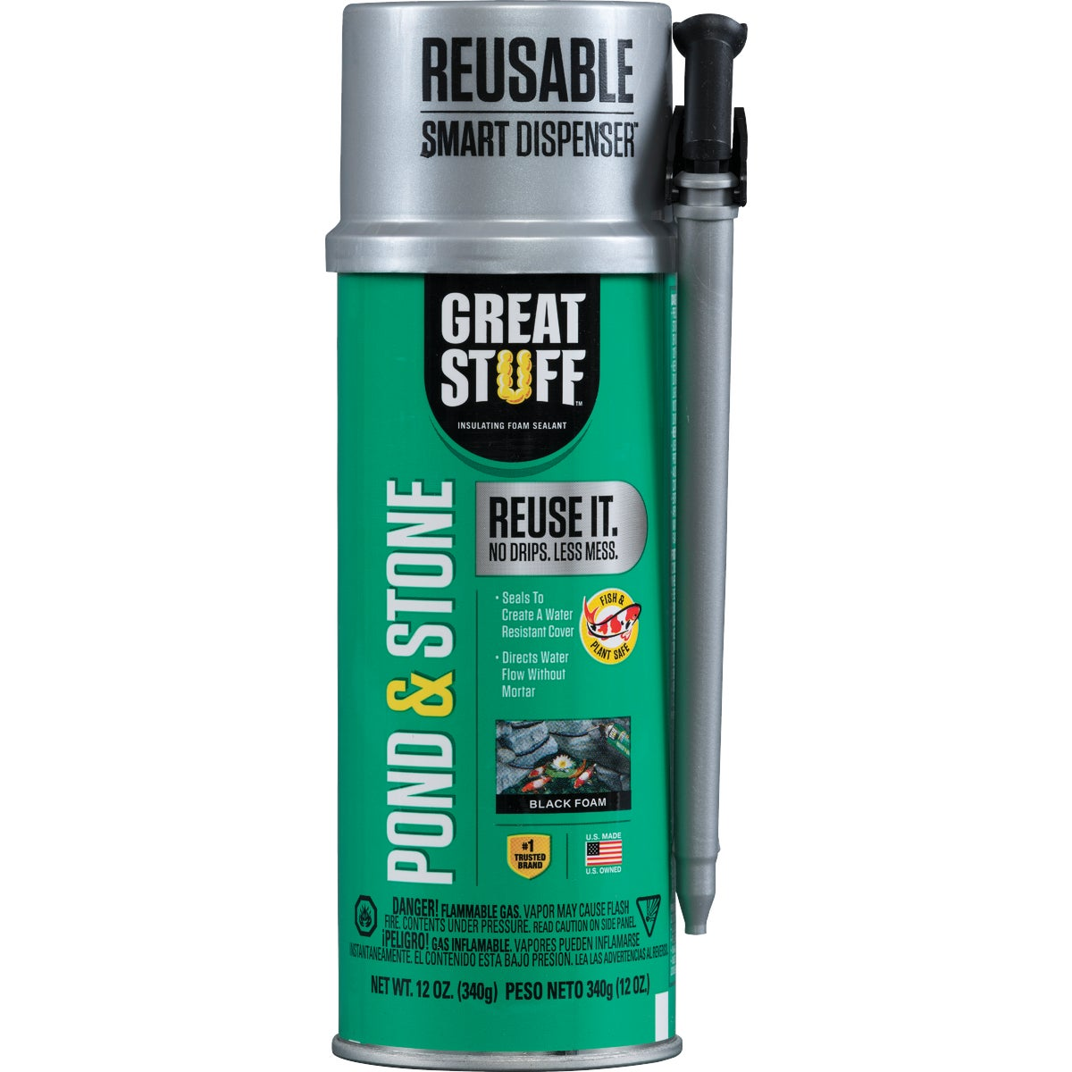 12OZ GS POND&STONE FOAM - 283064 by Dow Chemical Company