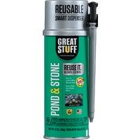 Dow Chemical Co. 12OZ GS POND&STONE FOAM 283064