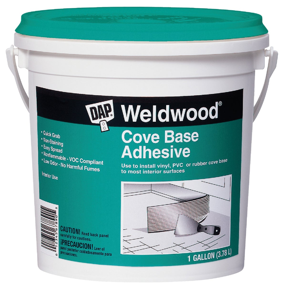 GAL COVE BASE ADHESIVE - 25054 by Dap Inc