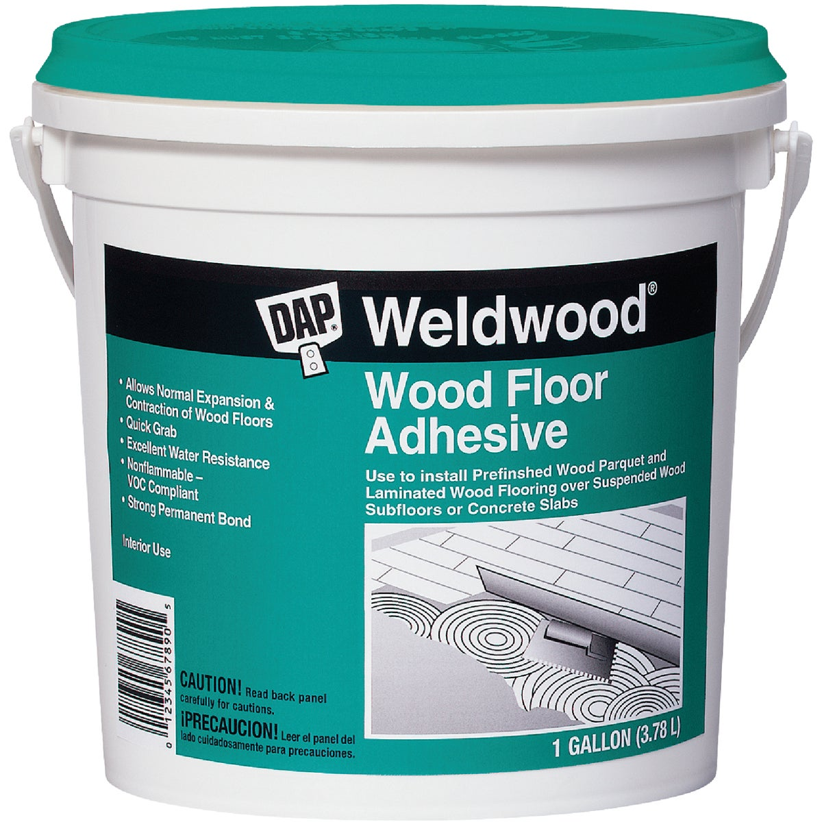 Gal Wood Floor Adhesive