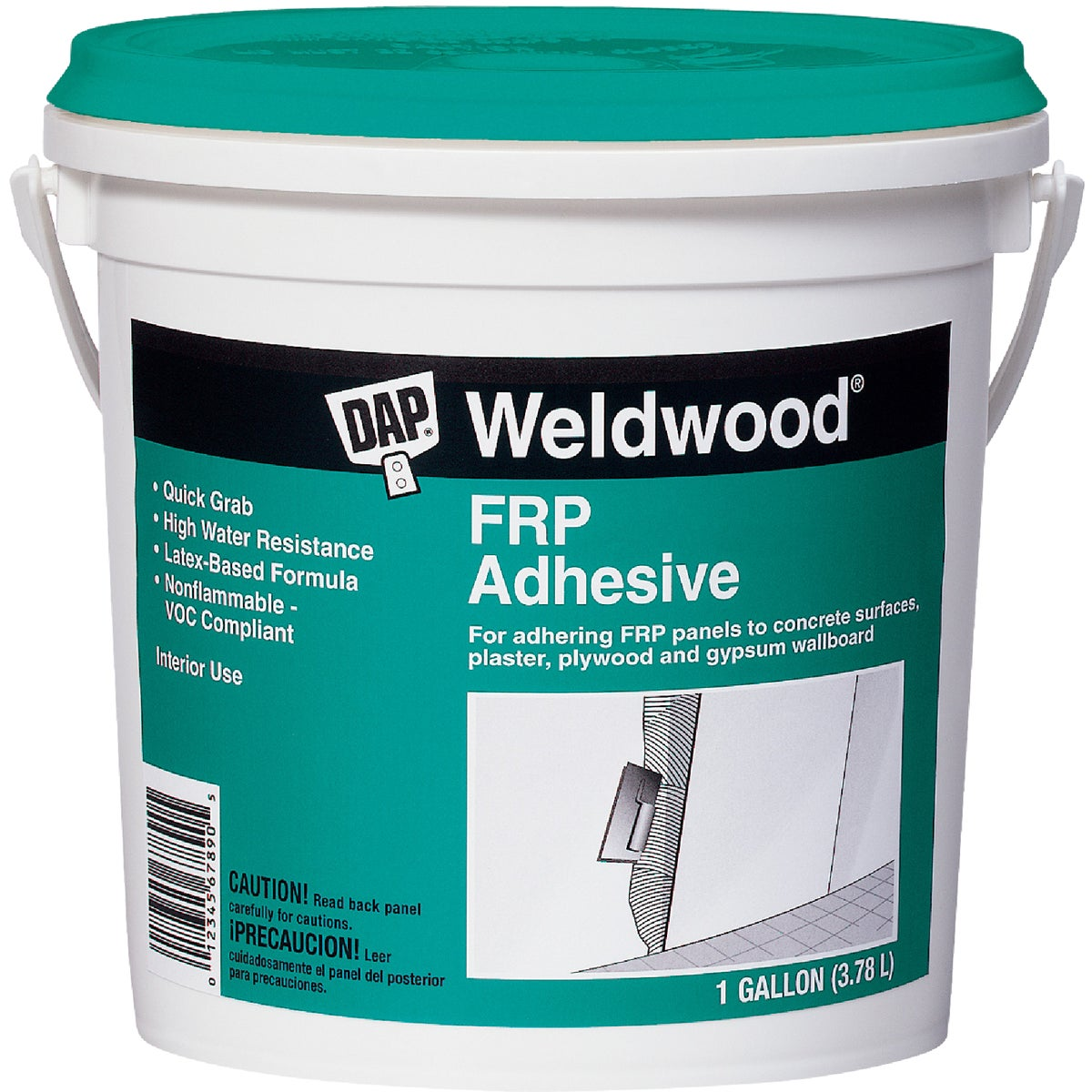 GAL FRP PANEL ADHESIVE - 60480 by Dap Inc
