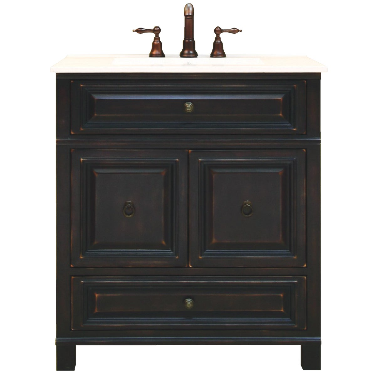 BH 30X21 VANITY - BH3021D by Sunnywood Products