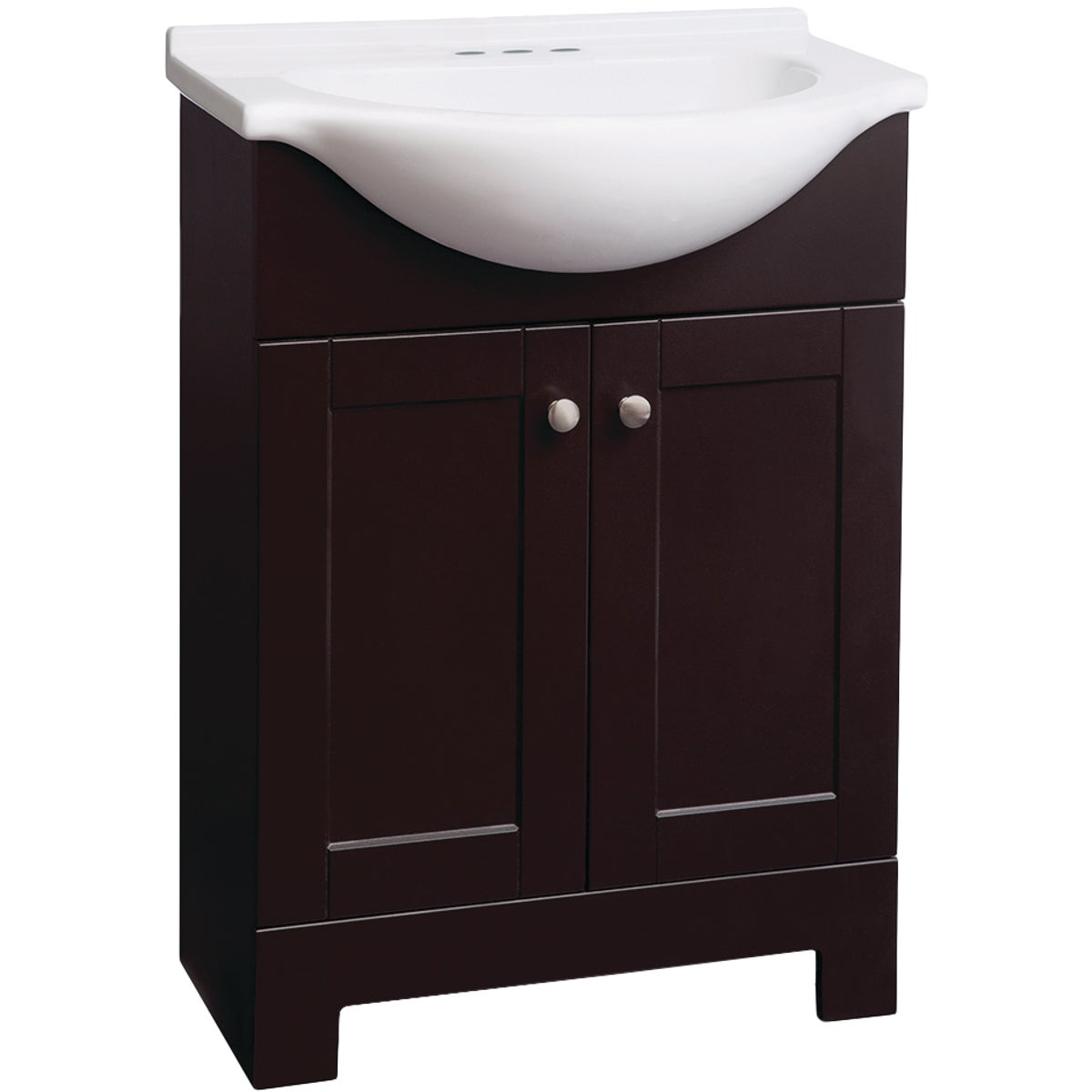 ESPRESSO VANITY COMBO - 541680 by Design House  Dhi