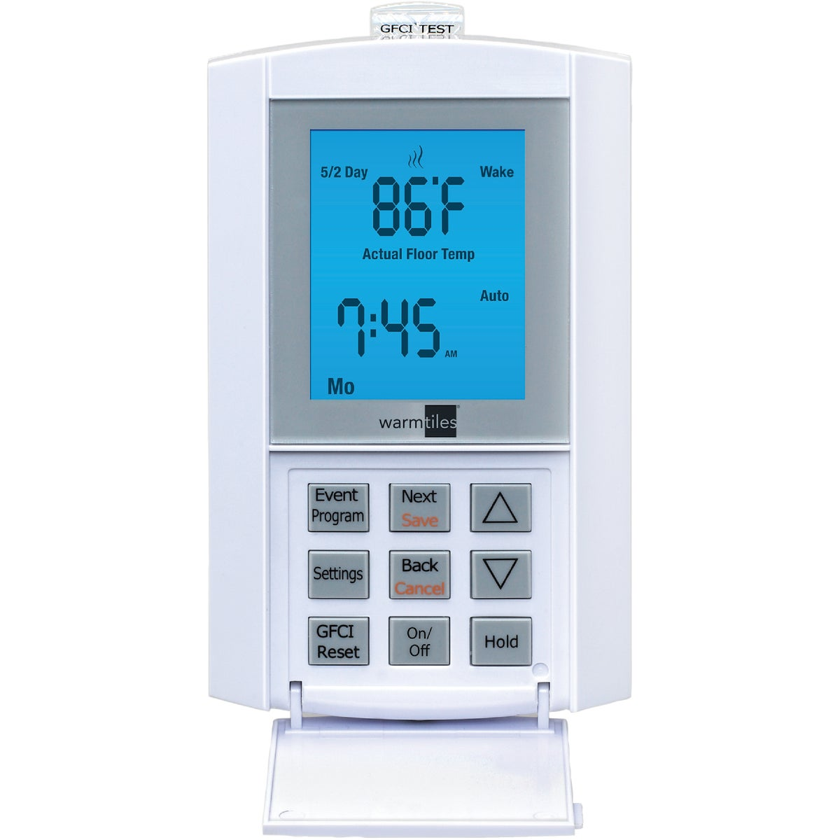 PROGRAMMABLE THERMOSTAT - GTS1 by Easy Heat Inc