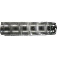 Builders Best Dryer Venting, E-Z Fasten Flexible Aluminum Pipe By Builders Best at Sears.com