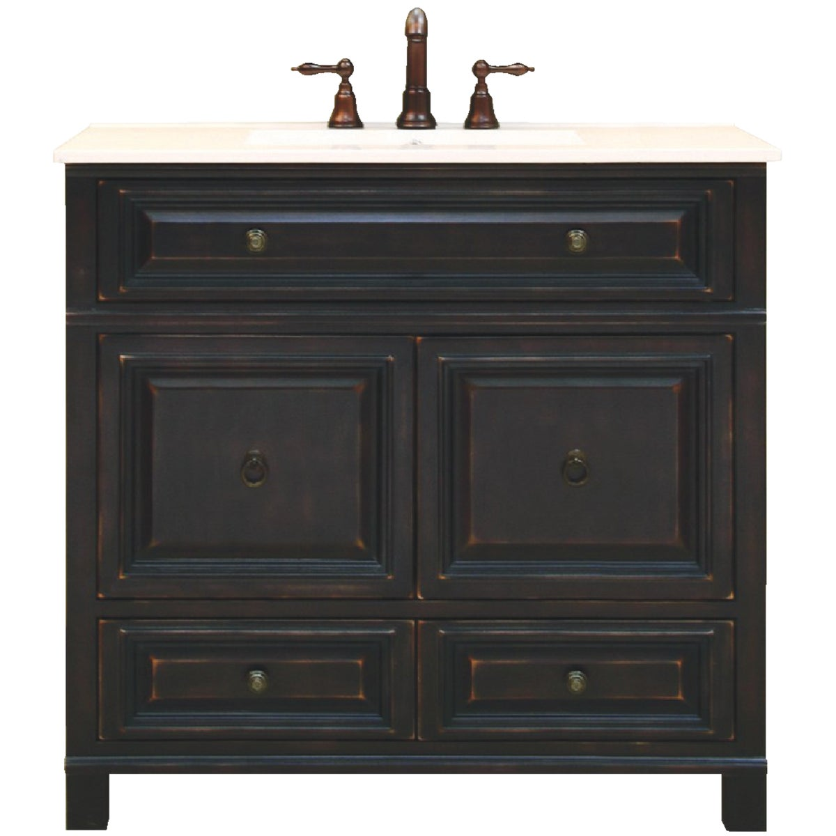BH 36X21 VANITY - BH3621D by Sunnywood Products