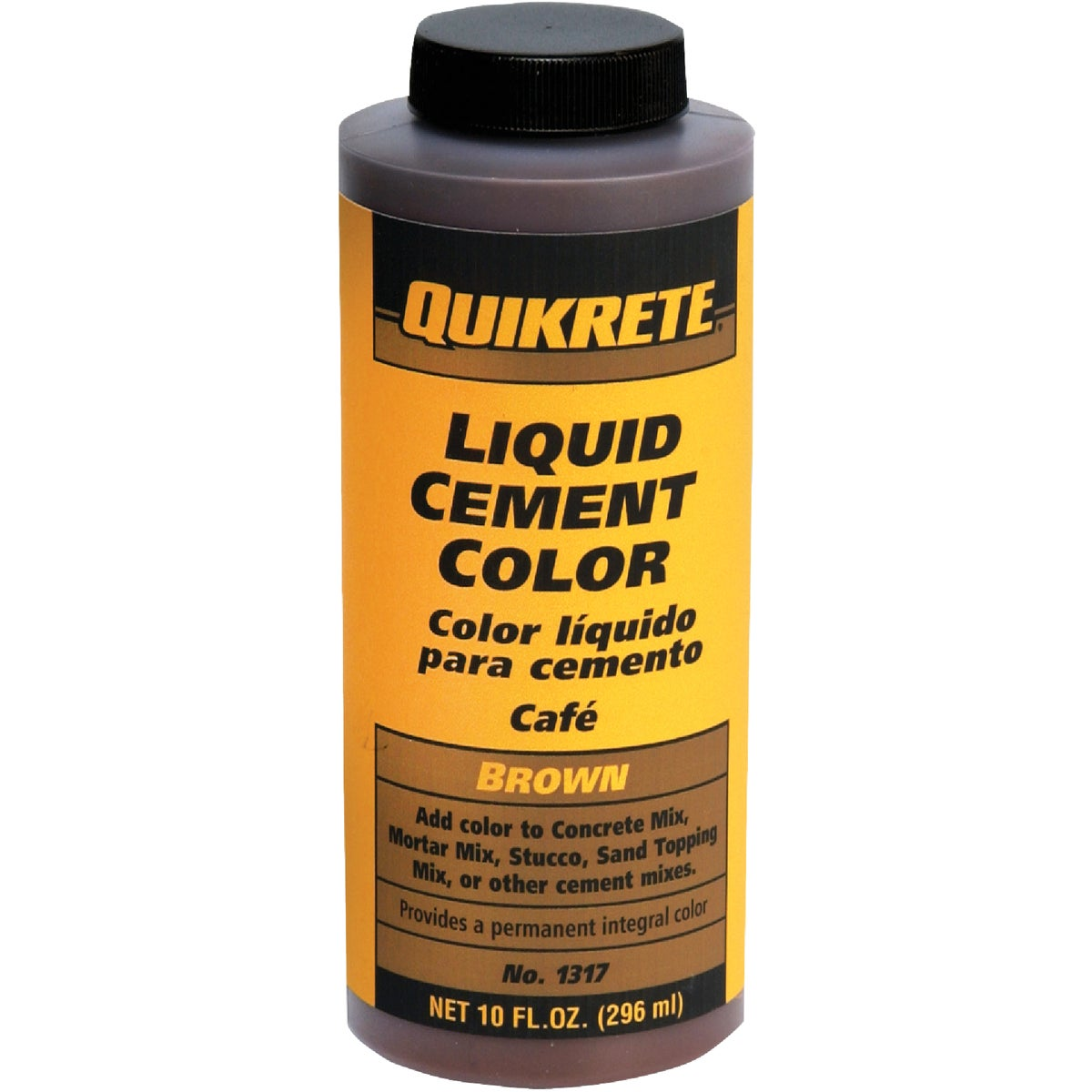 BRN LIQUID CEMENT COLOR - 1317-01 by Quikrete Co