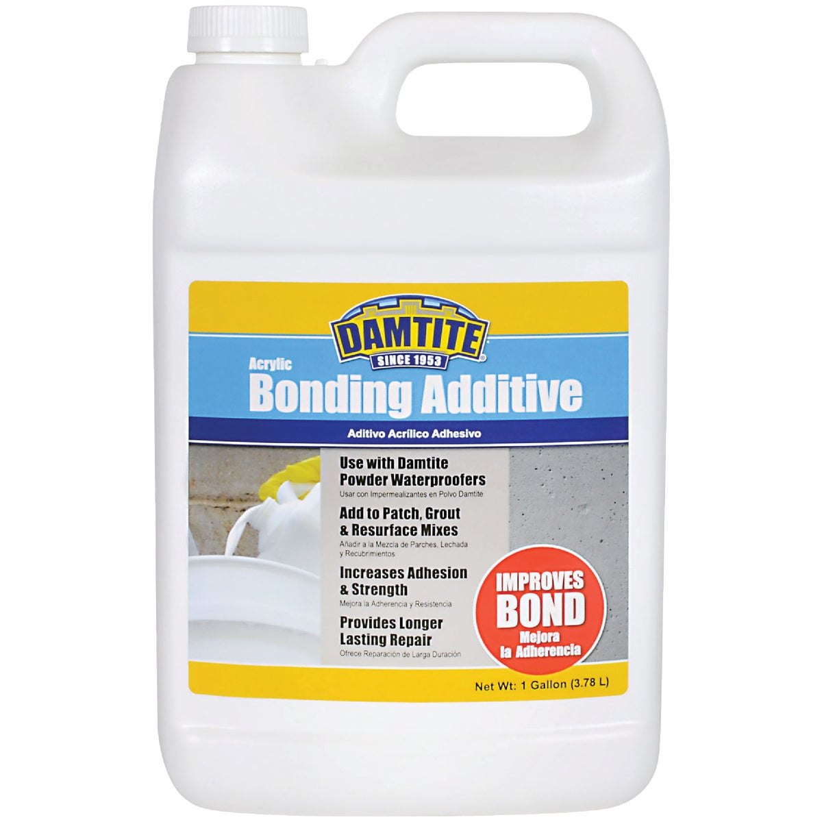 GAL ACRYL BONDING LIQUID - 05370 by Damtite Waterproofng