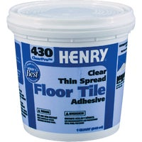 Henry, W.W. Co. QT H430 VCT TL ADHESIVE 12097