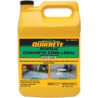 Quikrete Concrete Cure And Seal Satin Finish Concrete Sealer, 873002