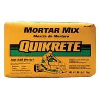 Quikrete Mortar Mix For Masonry, 110260