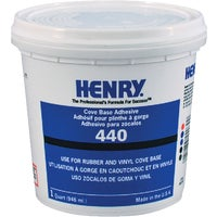Henry, W.W. Co. QT H440 COVE BS ADHESIVE 12109
