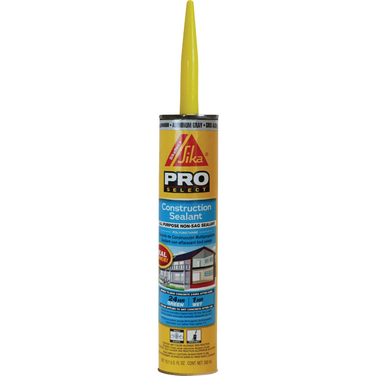 10 AL G SFLX CNS SEALANT - 90629 by Sika Corp