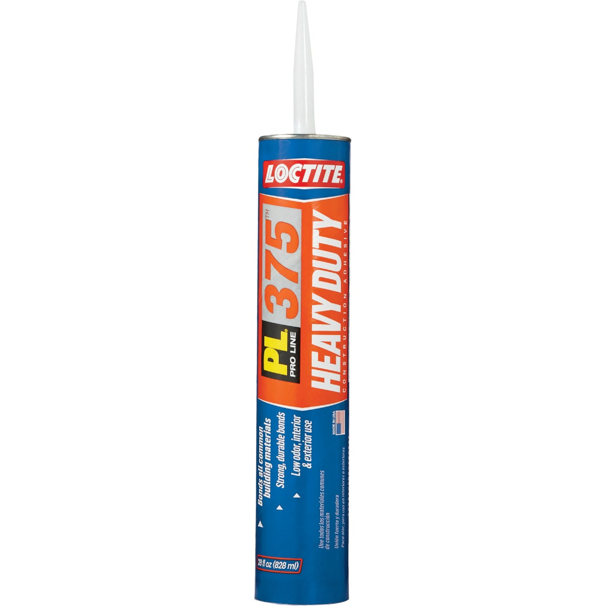 28OZ PL375V CON ADHESIVE - 1390599 by Henkel Corporation