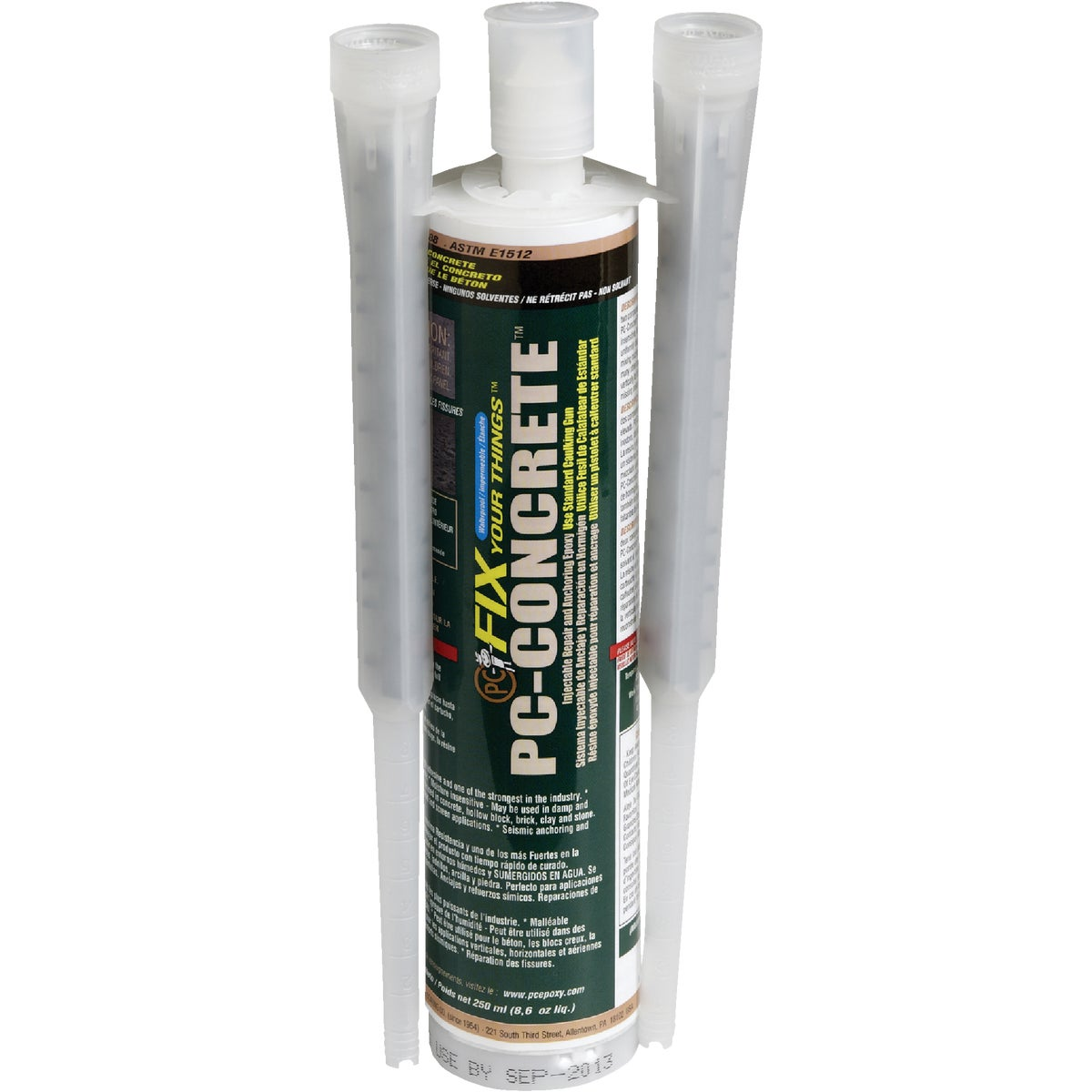 250ML CONCRETE RPR EPOXY - 07256 by Protective Coating