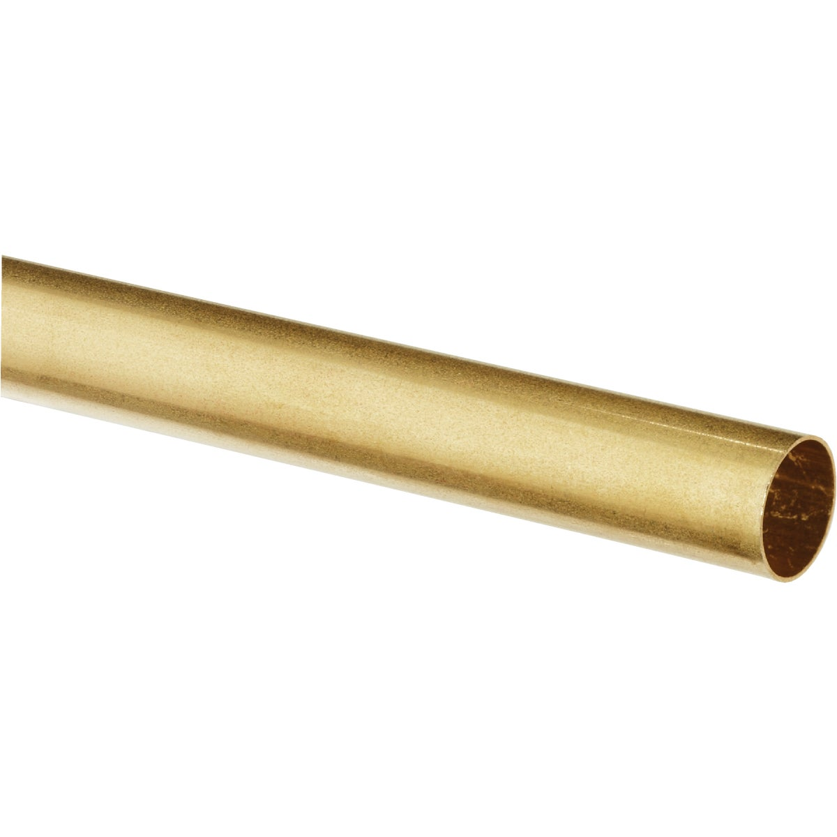 .014X19/32X12 BR RD TUBE - 8142 by K&s Precision Metals