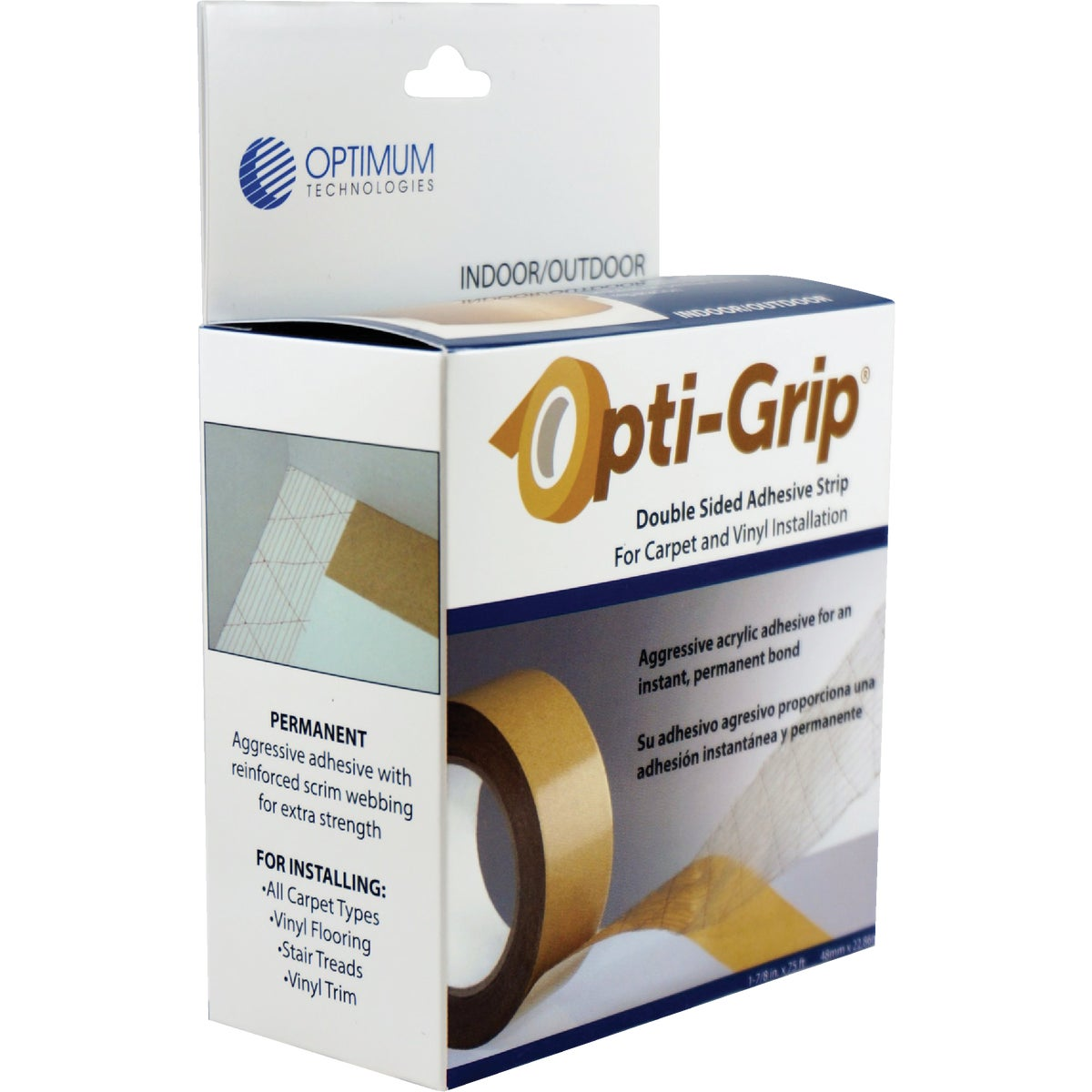 Incom Mfg Group INDOOR POLY CARPET TAPE RE5017