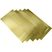 K & S Engineering 3X4 BRASS ASSORTED SHIMS 258
