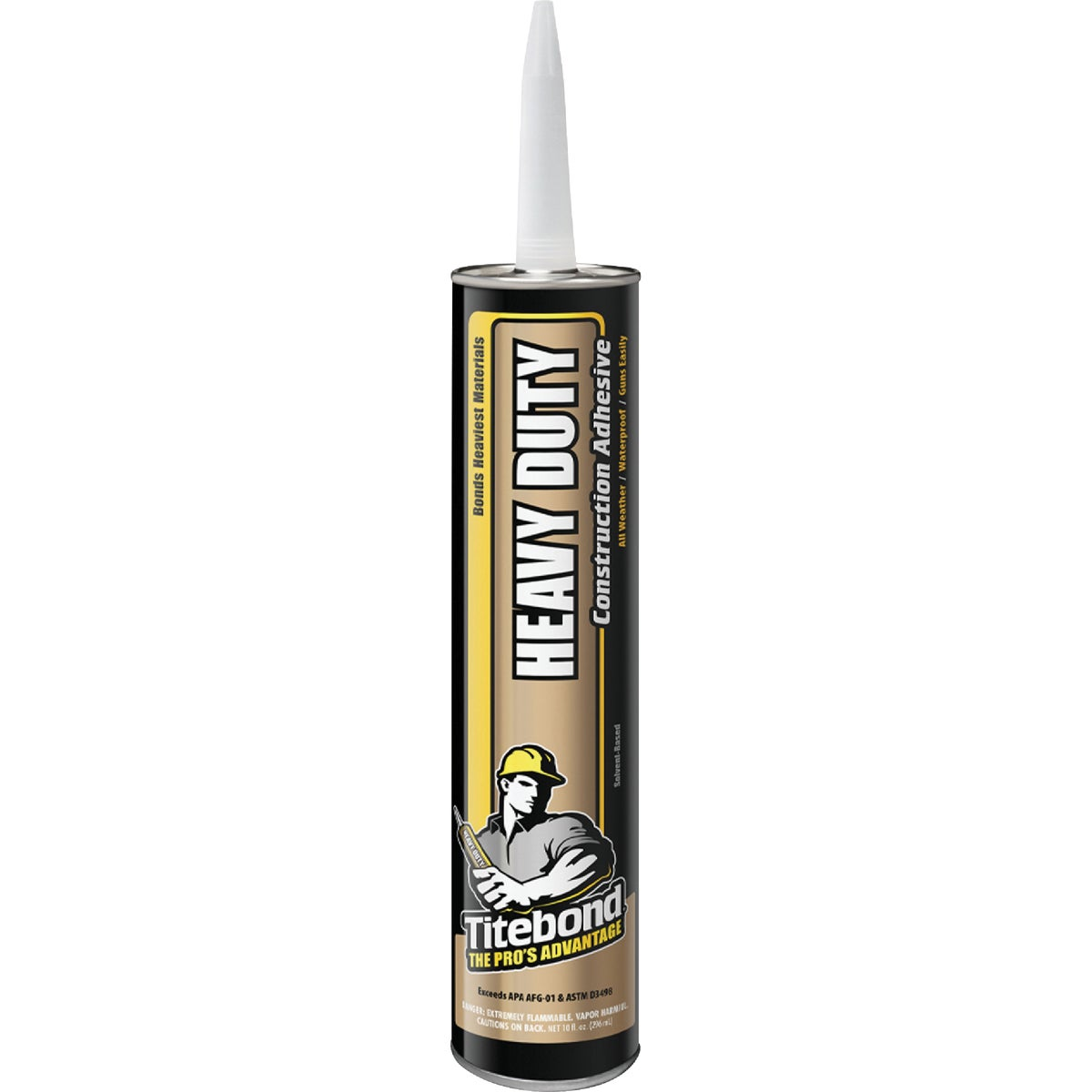 10.5OZ TB HVDTY ADHESIVE - 5261 by Franklin Interl