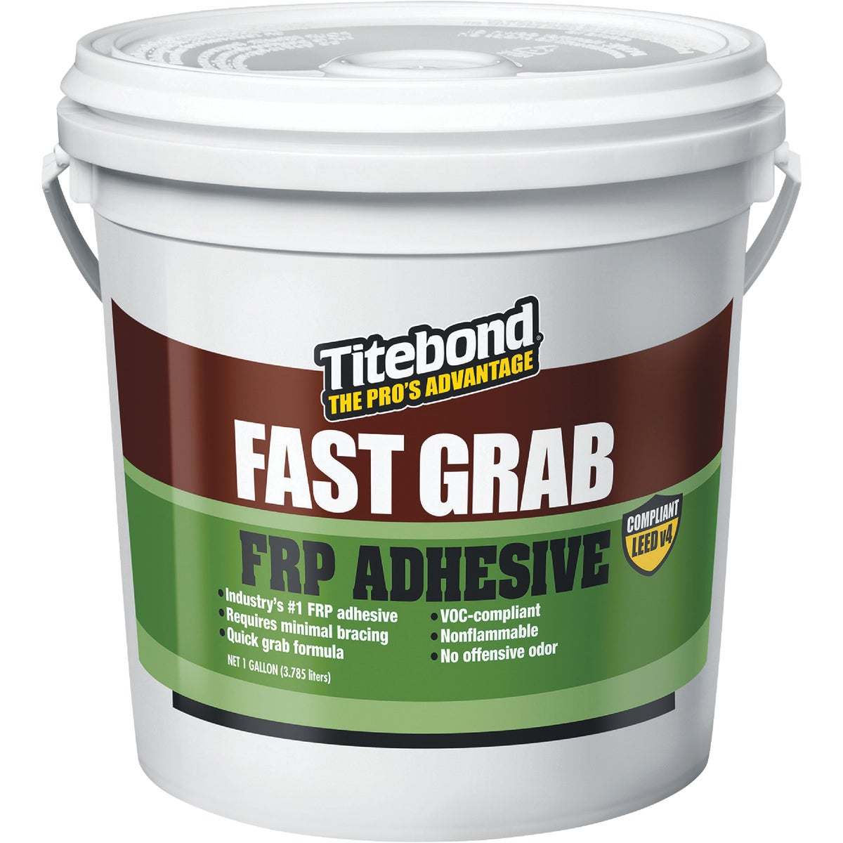 GAL FASTGRB FRP ADHESIVE - 4056 by Franklin Interl