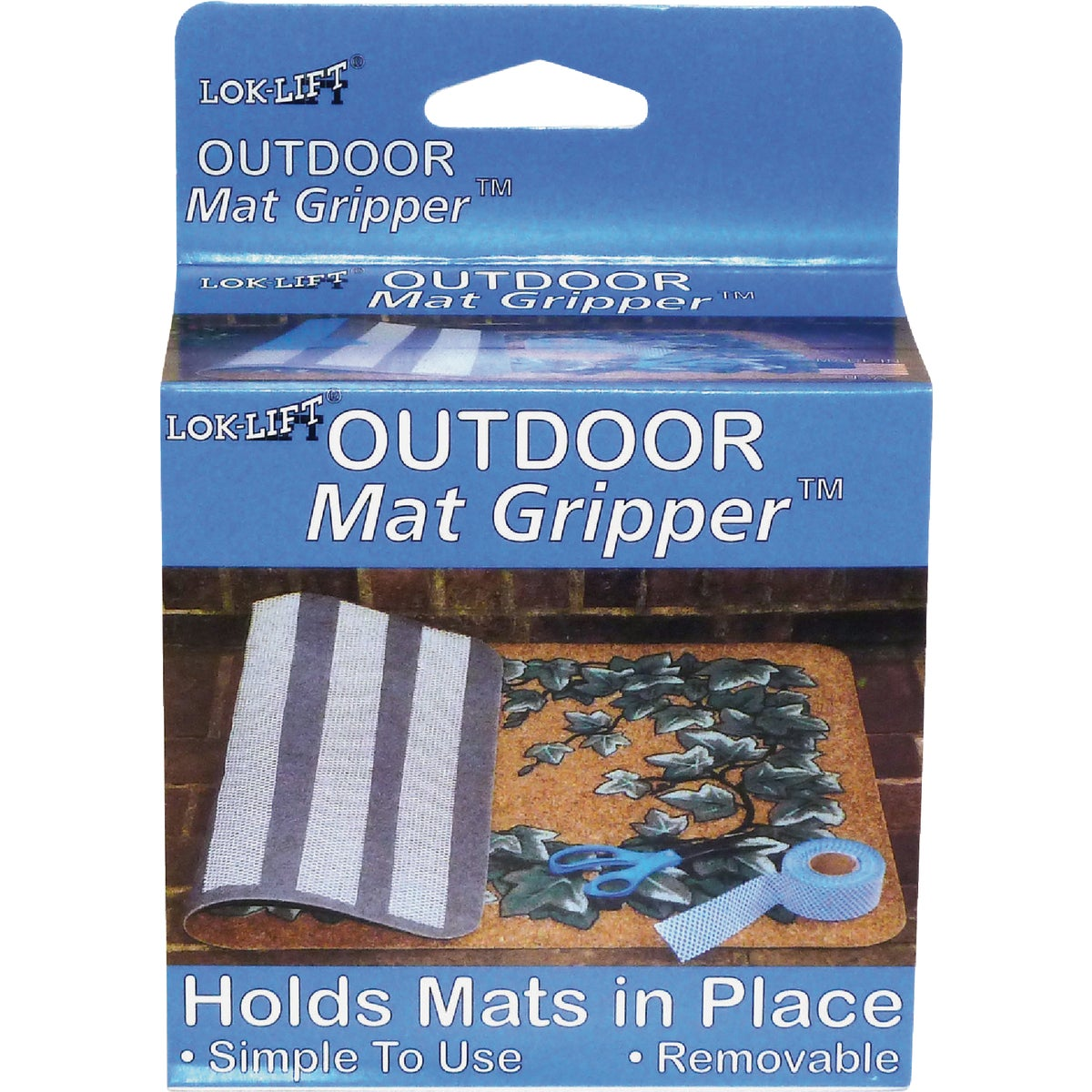 "2""X25' OUTDOOR GRIPPER"
