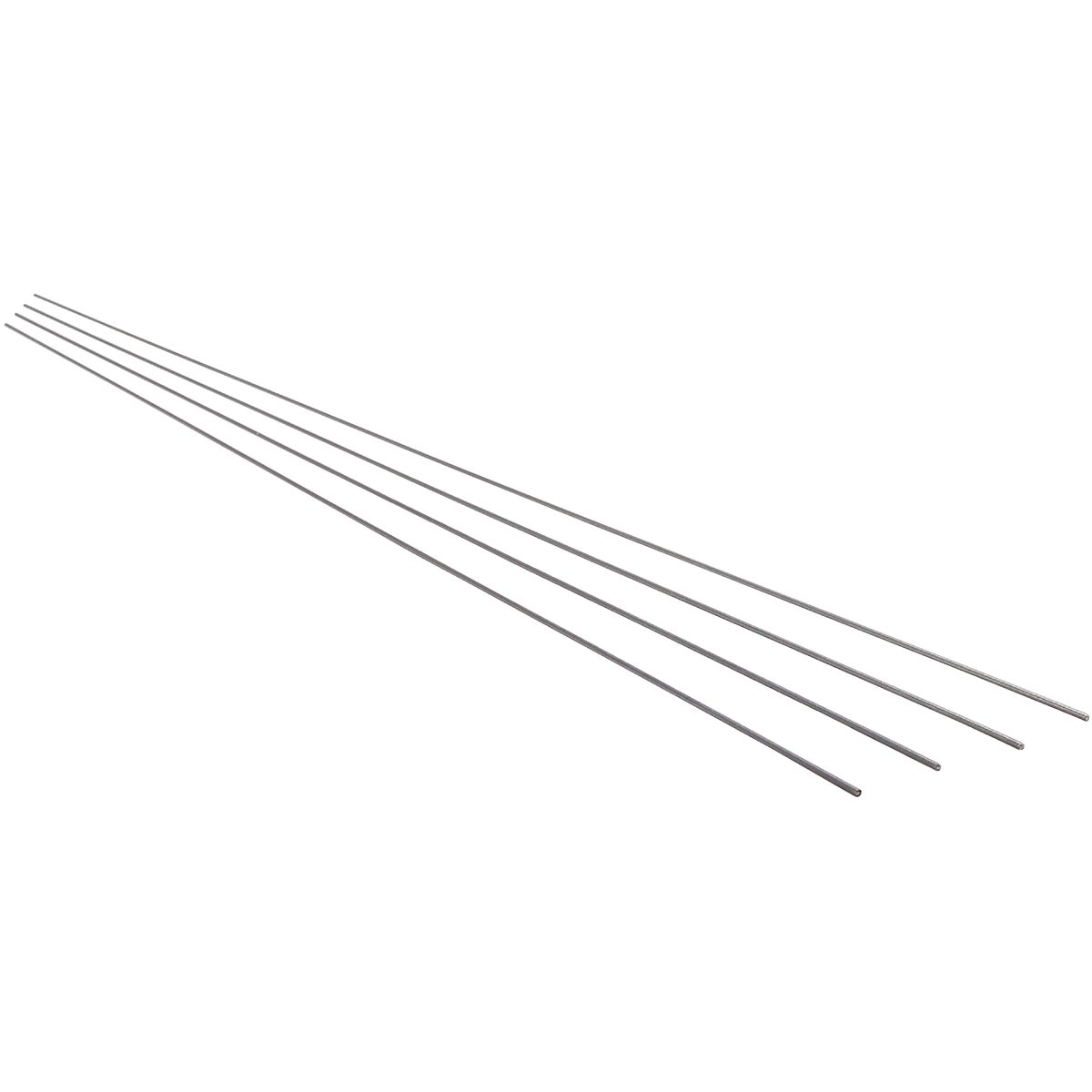 1/8X36 9EACH MUSIC WIRE - 507 by K&s Precision Metals