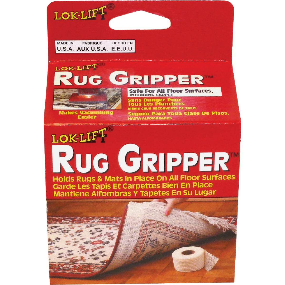 "2.5""X25' RUG GRIPPER - 2525A-6TR by Optimum Technologies"