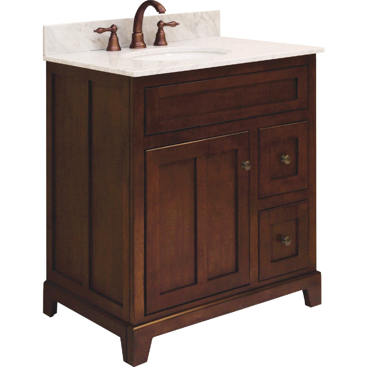 "30"" GRAND HAVEN VANITY - GH3021D by Sunnywood Products"