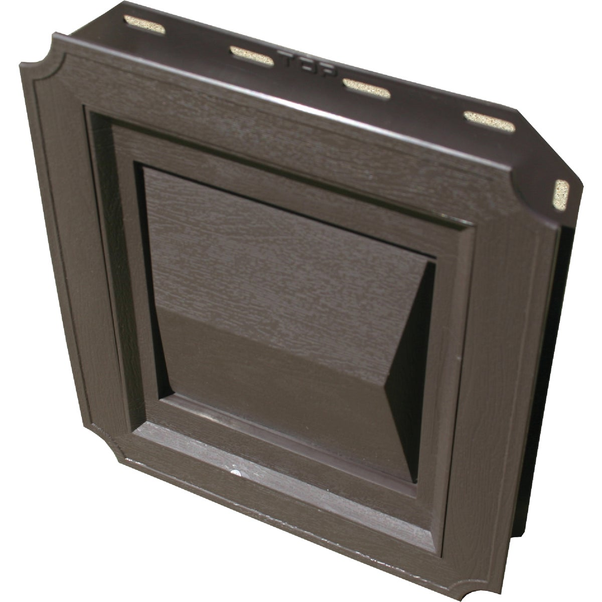 BROWN J-BLOCK VENT HOOD