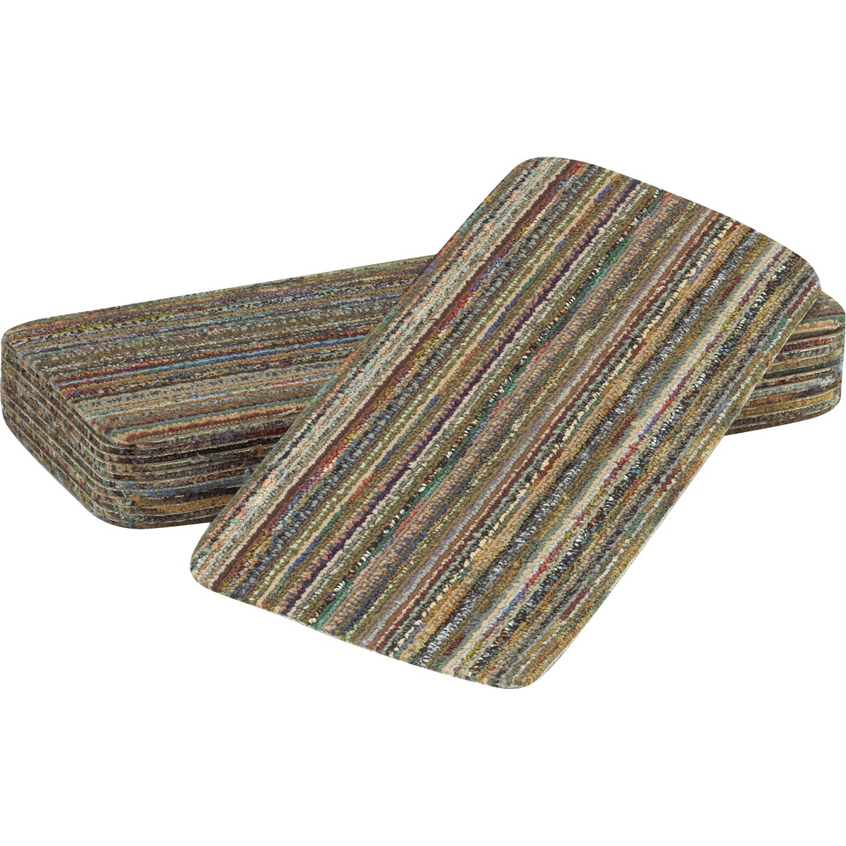 CARPET STAIR TREADS - 10183 by Dynasty Carpet & Rug