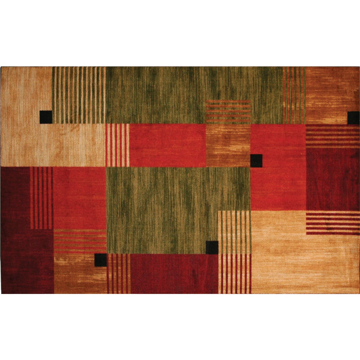5X8 ALLIANCE PRINT RUG - 10276-416-60096 by Mohawk Home Products