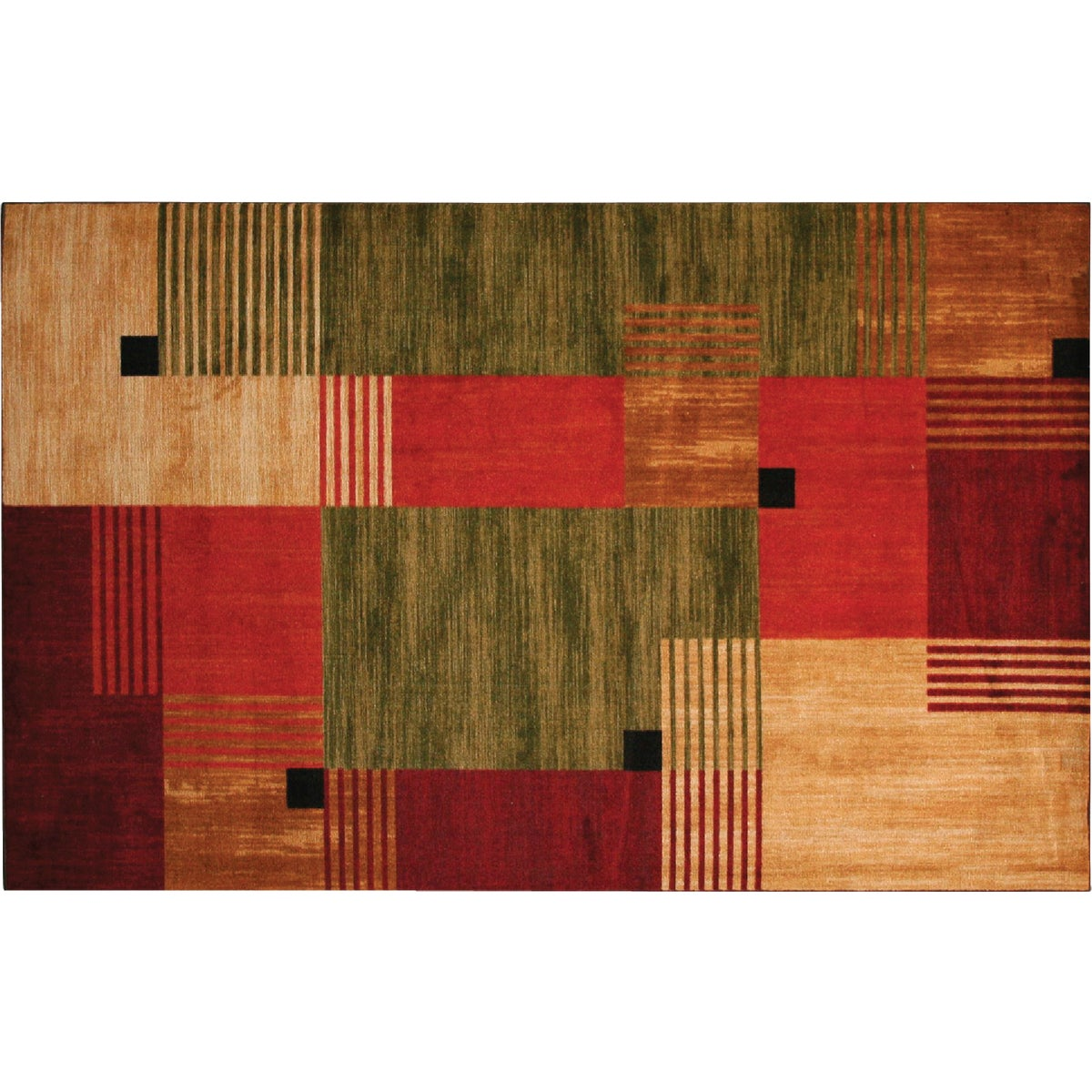 30X46 ALLIANCE PRINT RUG - 10276-416-30046 by Mohawk Home Products