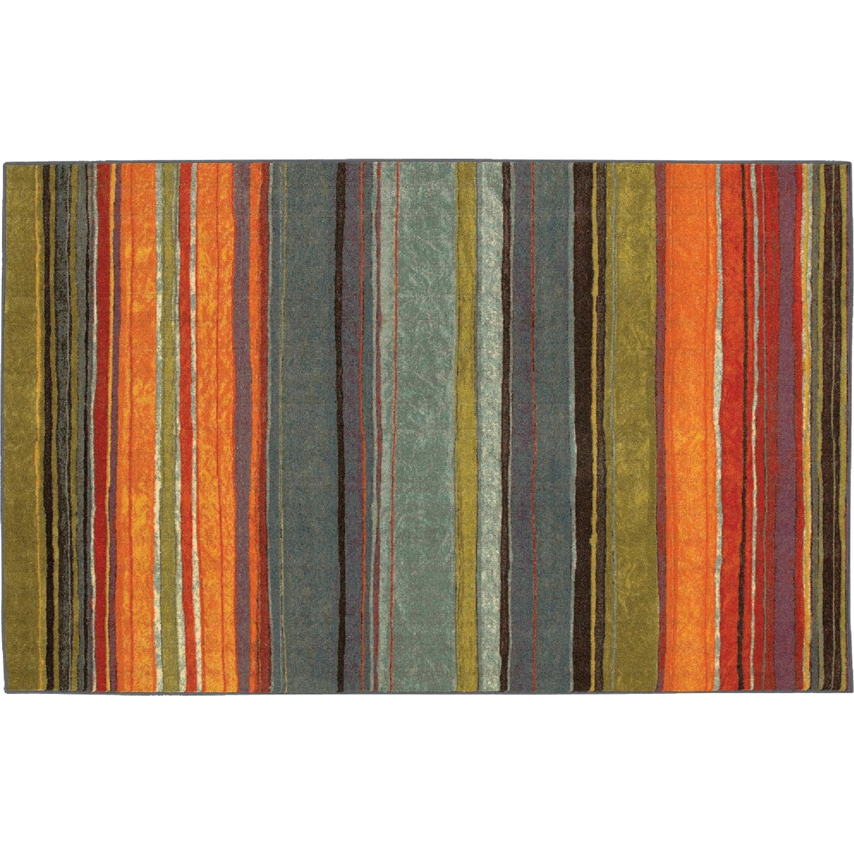 5X8 RAINBOW PRINT RUG - 10474-416-60096 by Mohawk Home Products