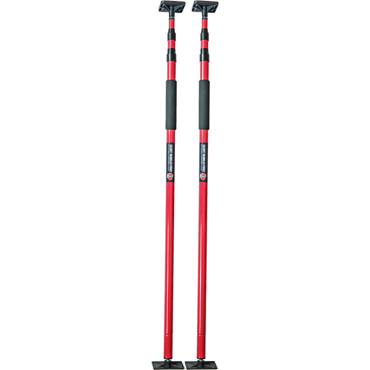 2PK ADJUSTABLE PRO POLES - DSPRO2 by Surface Shields Inc