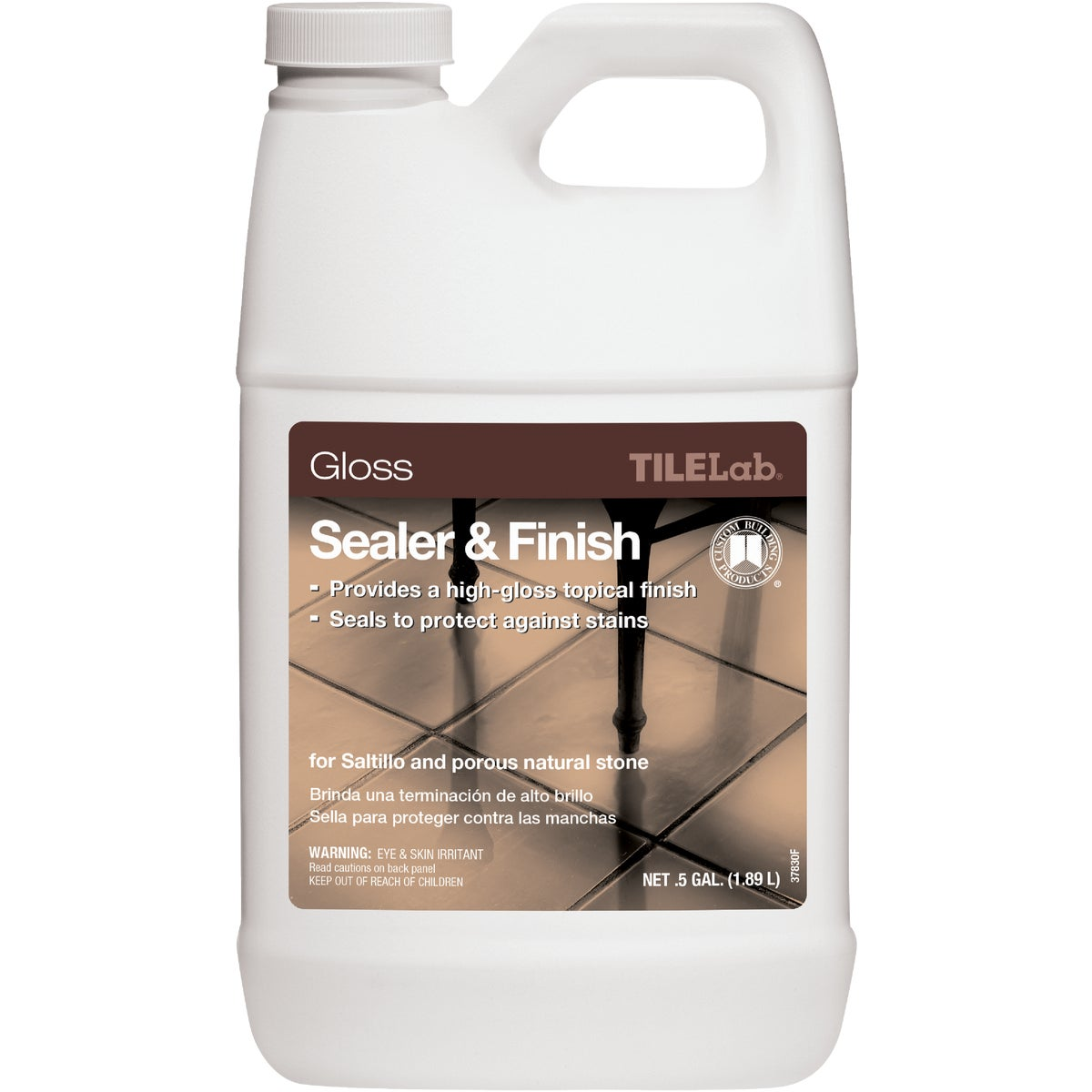 1/2GL GLOSS FINSH SEALER - TLGLSSHG by Custom Building Prod