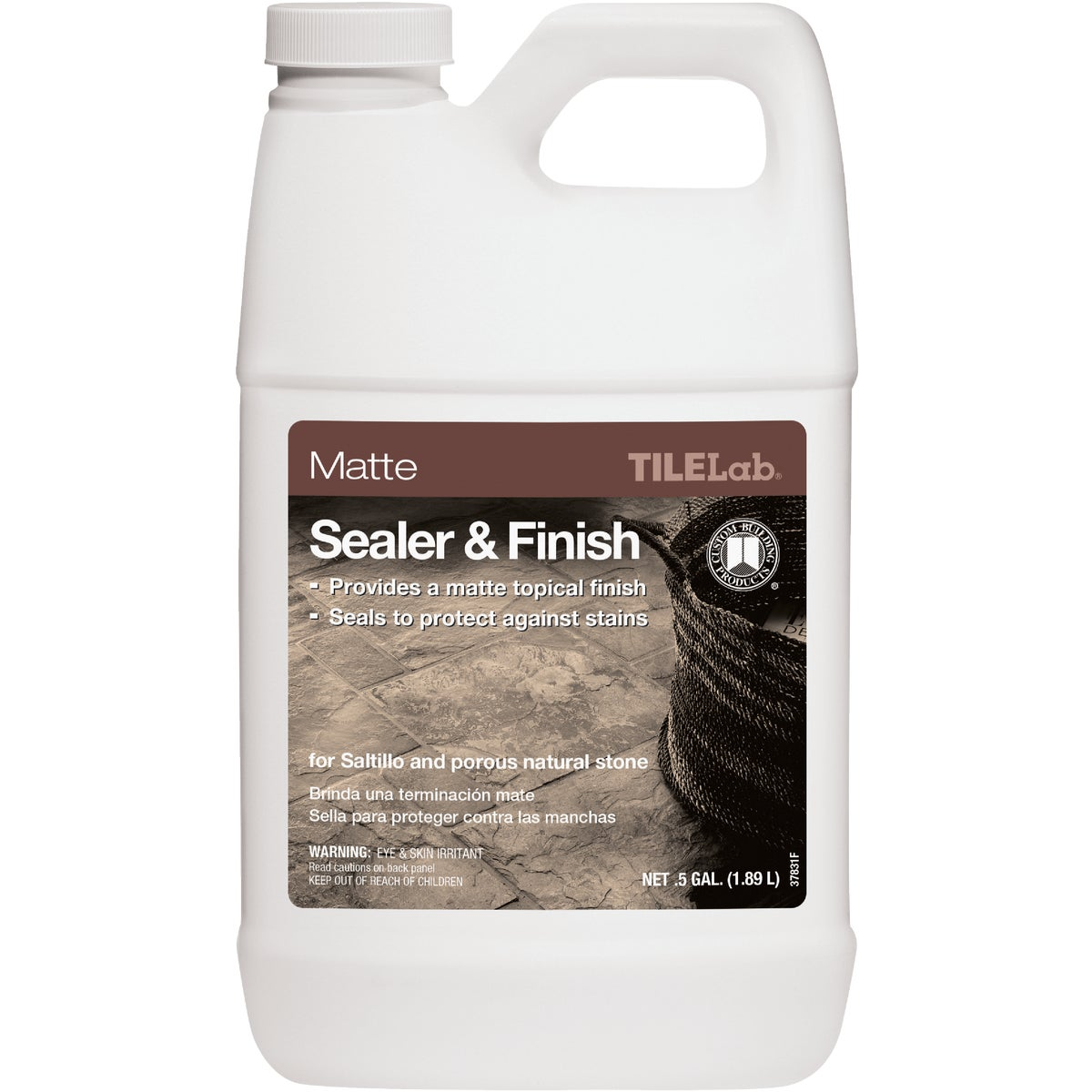 1/2 GAL MAT SEALR&FINISH