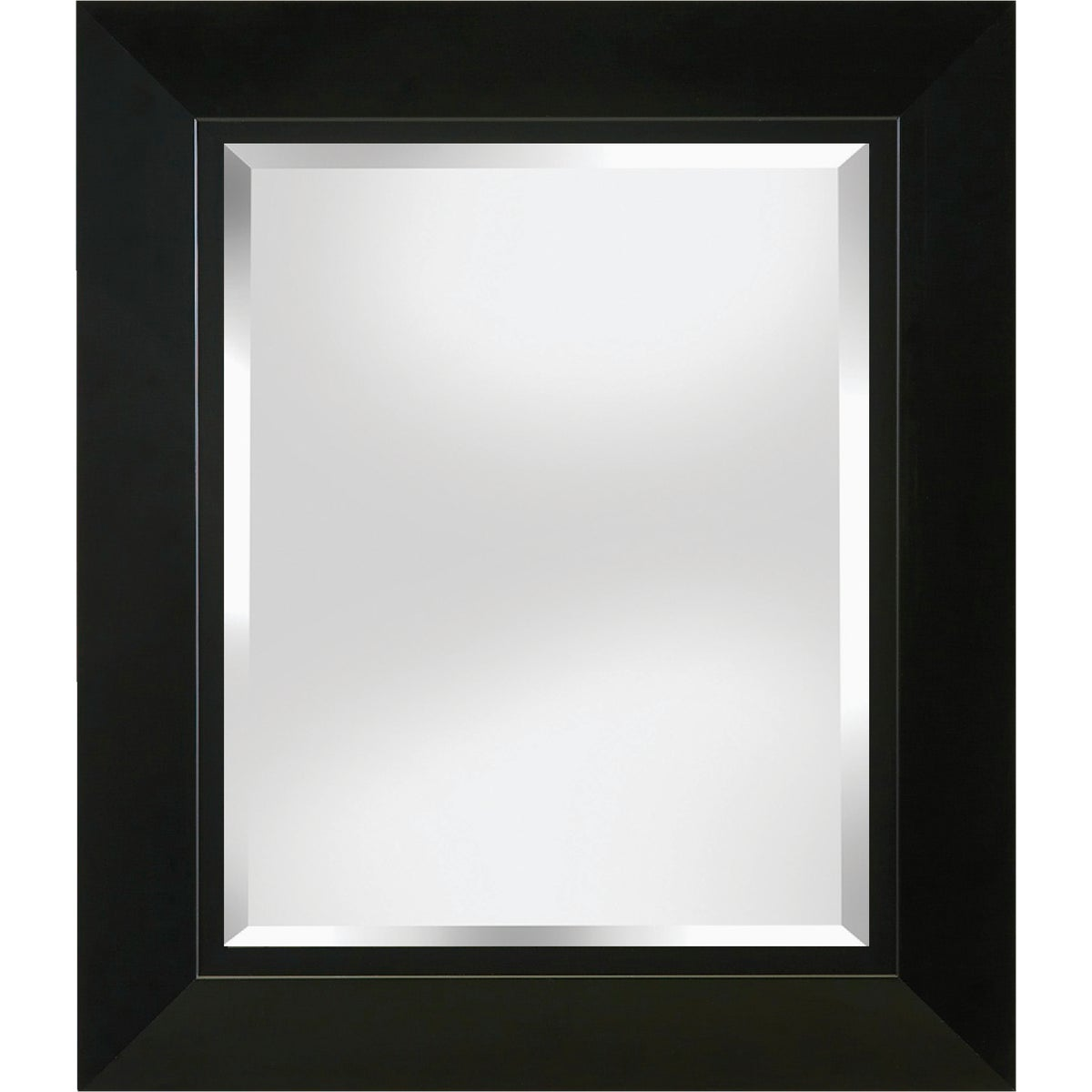 SLCE BLK ZEN WALL MIRROR - 20-2461 by Home Decor Innovatns