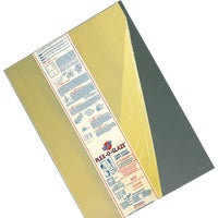 Flex-O-Glaze Plexiglass Acrylic Safety Glazing