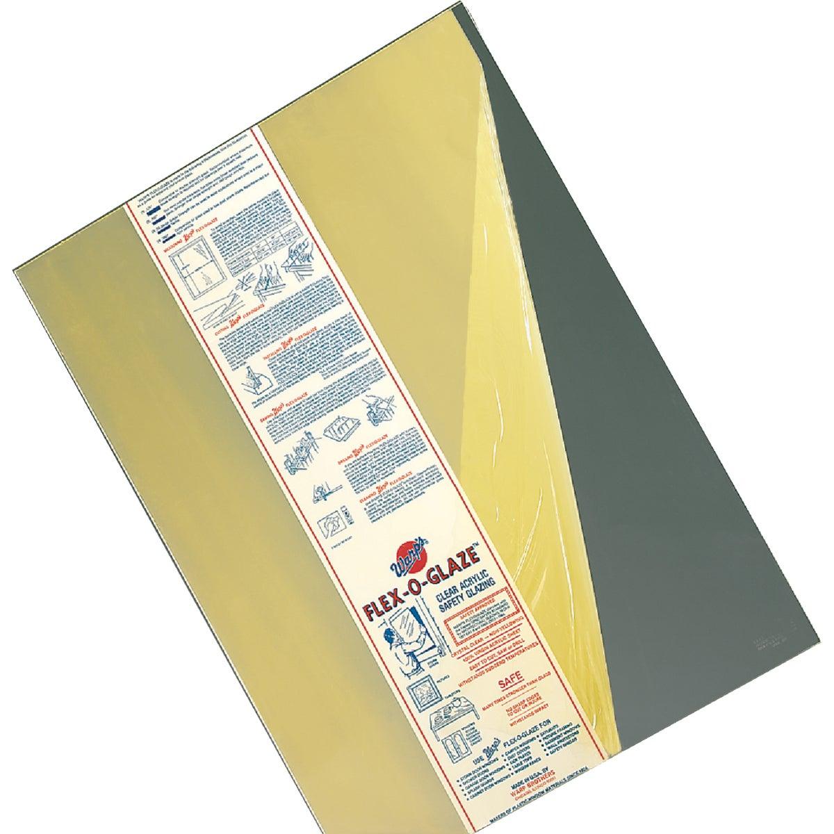 .100 48X96 FLXGL ACRYLIC - 100G-4896 by Warp Bros