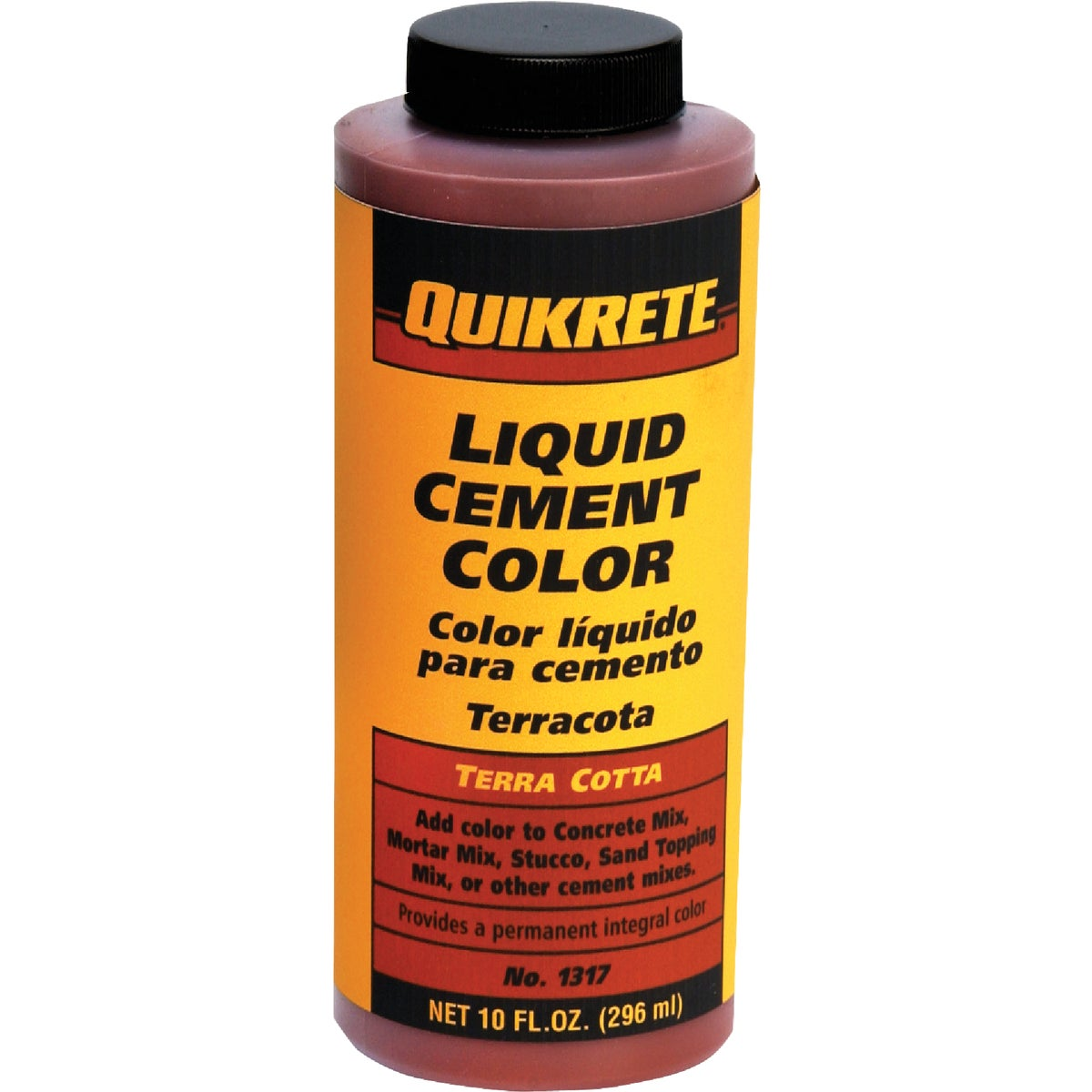 TERR LIQUID CEMENT COLOR - 1317-04 by Quikrete Co