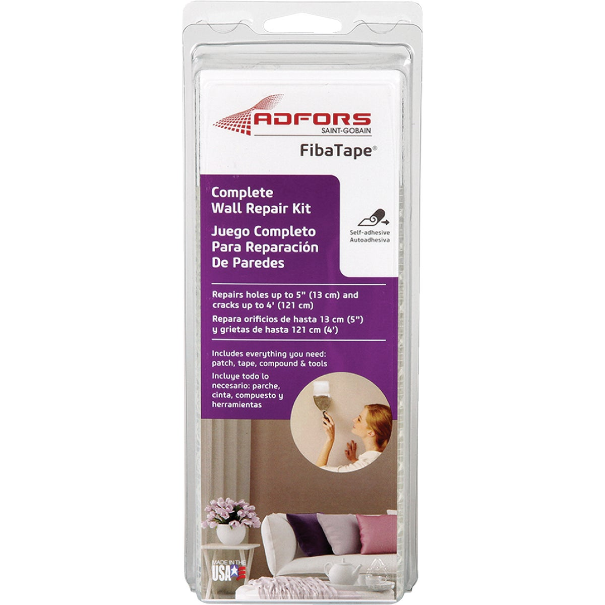 COMPLETE WALL REPAIR KIT - FDW6866-U by Saint Gobain