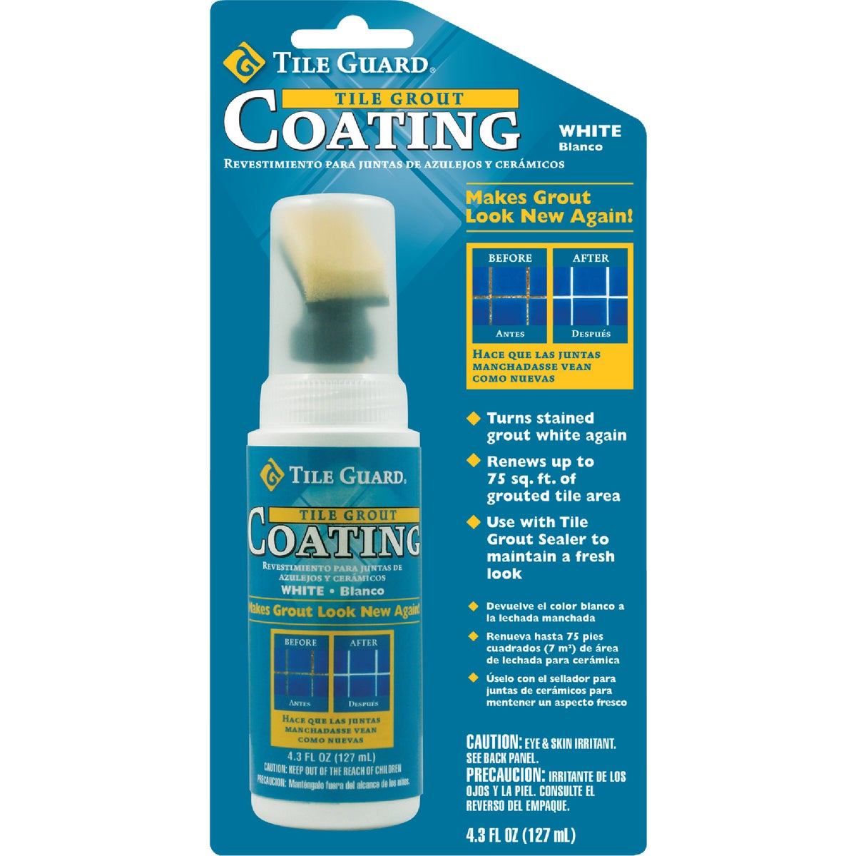 4.3OZ TILE GROUT COATING - 9310 by Homax Group Inc