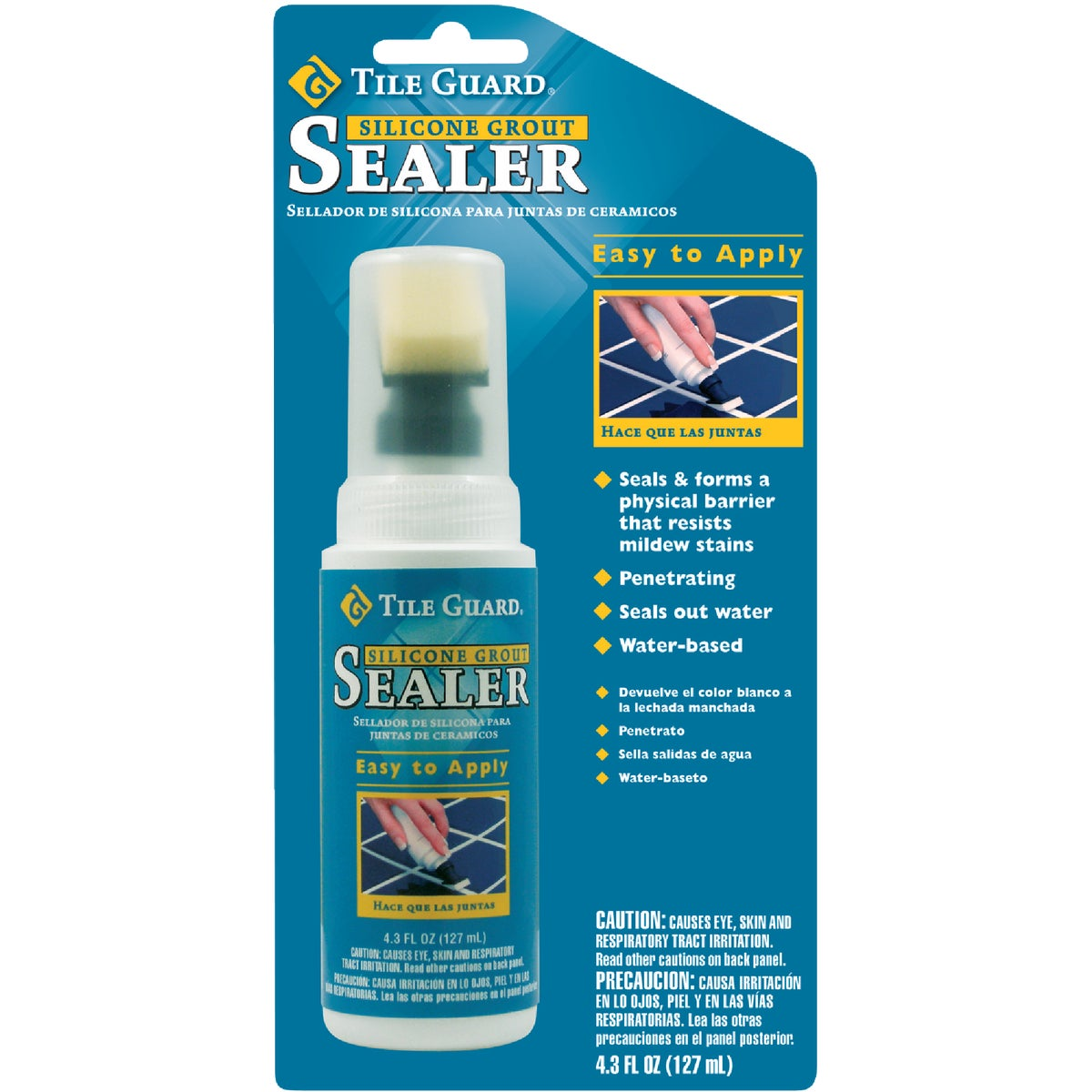 4.3OZ SILCN GROUT SEALER - 9320 by Homax Group Inc