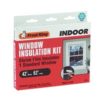 Thermwell Prods. Co. SHRINK FILM WINDOW KIT V73H