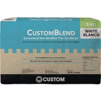 Custom-Blend Thin-Set Mortar Mix, CBTSW50
