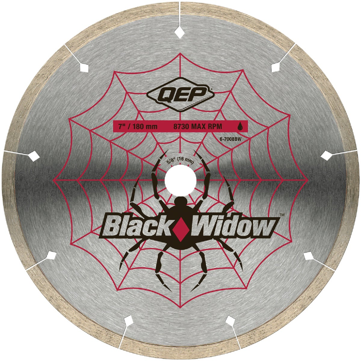 "7"" WET SAW BLADE - 6-7003SG by Qep Co Inc Roberts"