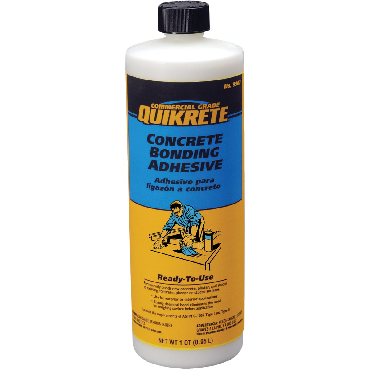 QT CNCRT BONDNG ADHESIVE - 990201 by Quikrete Co