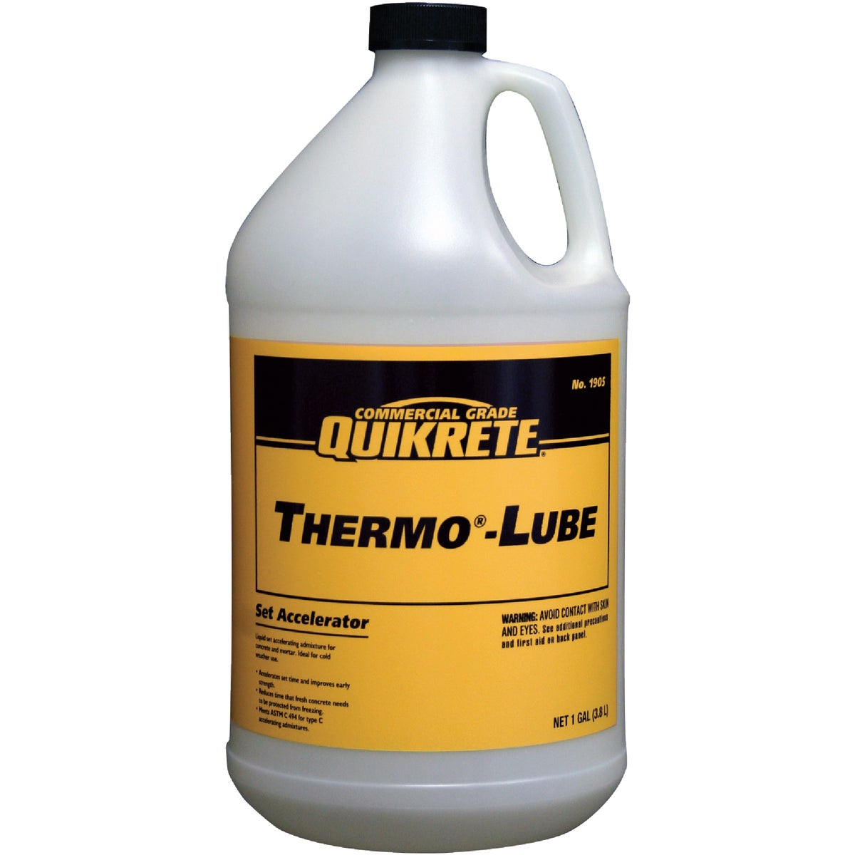 GAL THERM-LUBE ADMIXTURE - 1905-17 by Quikrete Co