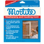 Mortite Weatherstrip And Caulking Cord